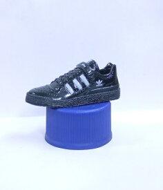 ペプシ adidas ボトルキャップ 14.FRUM-LO 黒 PEPSI【中古】