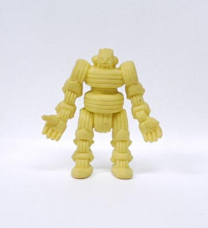 キン消し(キンケシ) 超人 ビッグラジアル 黄色 キン肉マン消しゴム ゆでたまご【中古】