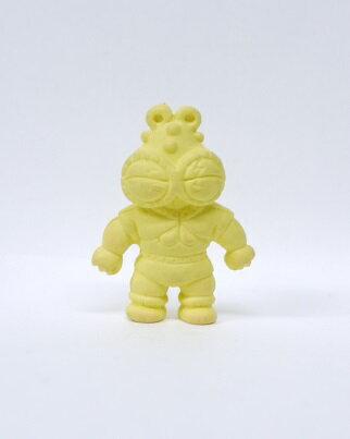 キン消し(キンケシ) 超人 土偶マン 黄色 キン肉マン消しゴム ゆでたまご【中古】