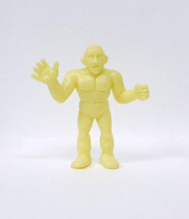 キン消し(キンケシ) 超人 サイボーグSW26号 黄色 キン肉マン消しゴム ゆでたまご【中古】