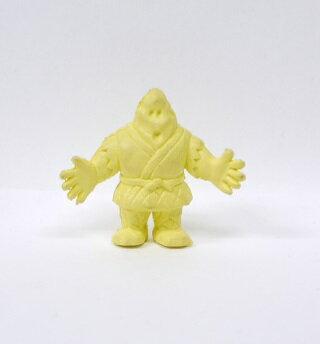 キン消し(キンケシ) 超人 ザ・マウンテン(ザ・魔雲天)C 黄色 キン肉マン消しゴム ゆでたまご【中古】