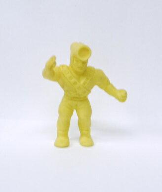 キン消し(キンケシ) 超人 ハンマーヘッド B 黄色 キン肉マン消しゴム ゆでたまご【中古】