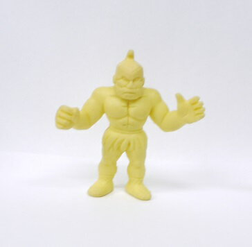 キン消し(キンケシ) 超人 プリンス・カメハメ 黄色 キン肉マン消しゴム ゆでたまご【中古】