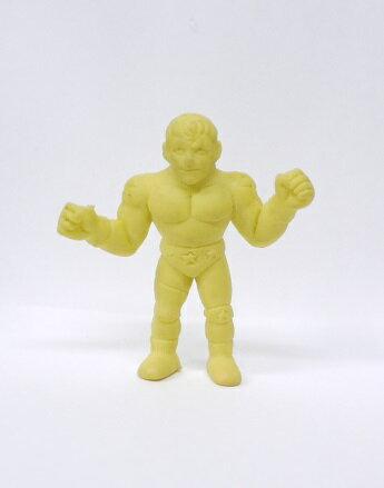 キン消し(キンケシ) 超人 テリーマン A  黄色 キン肉マン消しゴム ゆでたまご【中古】