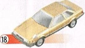 フルタ チョコエッグ トヨタ車コレクション 第2弾 18 ソアラ2800GT-EXTRA TOYOTA CAR COLLECTION