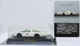 【未使用品】ポルシェ・ミニカーコレクション4 907 白緑 Porsche 京商【中古】