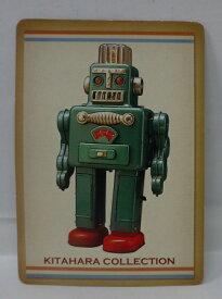 【中古・内袋未開封】 北原コレクション No.2 スモーキングロボット(緑) 食玩 バンダイ