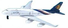 フルタ チョコエッグ 旅客機 07 ボーイング747-400 タイ国際航空(タイ王国)【中古】