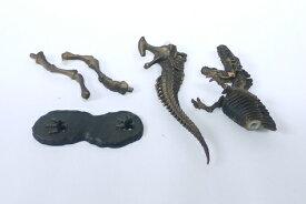 UHA味覚糖 チョコラザウルス 恐竜・古代生物フィギュアコレクション DINOTALES 2002 恐竜博限定 058 L アクロカントサウルス【骨格】【中古】