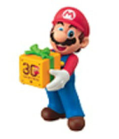 フルタ チョコエッグ スーパーマリオ30th 13 マリオ&プレゼント緑 任天堂