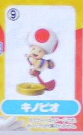 フルタ チョコエッグ スーパーマリオSports (スーパーマリオスポーツ) 09 キノピオ 任天堂