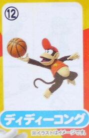 フルタ チョコエッグ スーパーマリオSports (スーパーマリオスポーツ) 12 ディディーコング 任天堂