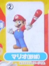 フルタ チョコエッグ スーパーマリオSports (スーパーマリオスポーツ) 02 マリオ(野球) 任天堂