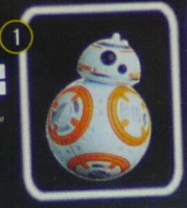 フルタ チョコエッグ スター・ウォーズ2 STAR WARS 1 BB-8 【スターウォーズ】