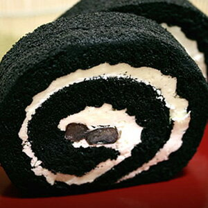 和素材で優しいスウィーツ竹炭で真っ黒 ロールケーキお歳暮 御歳暮 ギフト スイーツ ケーキ お取り寄せ スイーツ お菓子 洋菓子 景品 プレゼント ギフト 贈り物 ケーキ お返し