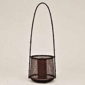 茶道具 花籠(はなかご) 若菜籠 船橋 重朗
