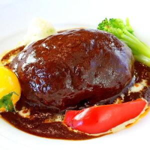 菅乃屋シェフのお惣菜 タテガミ入り馬肉ハンバーグ (デミグラスソース) おうちごはん お中元 夏ギフト おうちごはん