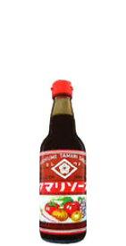 ヒシ梅 たまりソース 360ml ガラス瓶 お土産 大阪 ソース 調味料 地ソース コナモン 関西