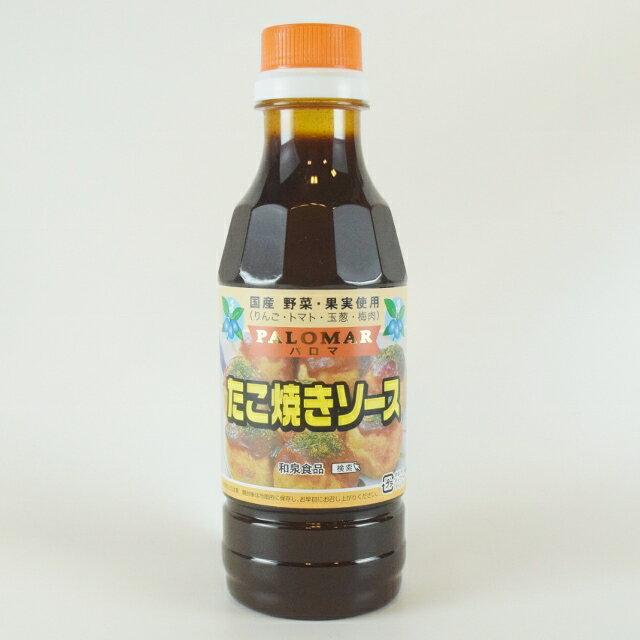 パロマ たこ焼きソース 350g2本セット 大阪地ソース 和泉食品 お土産 大阪 ソース