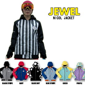 14-15 JEWEL [ ジュエル ]【 NICOL JACKET 】 スノーボード SNOWBOARD ウェア レディース ジャケットスノーボードウェア 正規品SNOW WEAR WOMEN'S ニコル