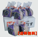 【期間限定・送料込み】泉州特産 水茄子浅漬8個入☆贈答用に【お歳暮】