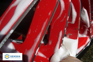 ホイールクリーナー【ホイール&タイヤクリン】タイヤクリーナー/ホイール洗浄/ホイール汚れ/ホイル清掃/タイヤ洗剤/鉄粉除去/ホイルクリーナー/ブレーキダスト除去【洗車用品】カーシャンプー/洗浄剤/鉄粉クリーナー/業務用/汚れ落とし/汚れ落し/洗車