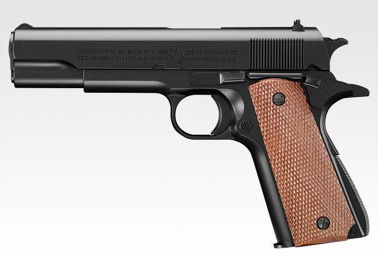 【エアガン】コルト M1911A1ガバメント<ハイグレード/ホップアップ>【エアーハンドガン(18才用モデル)】 東京マルイ No.25