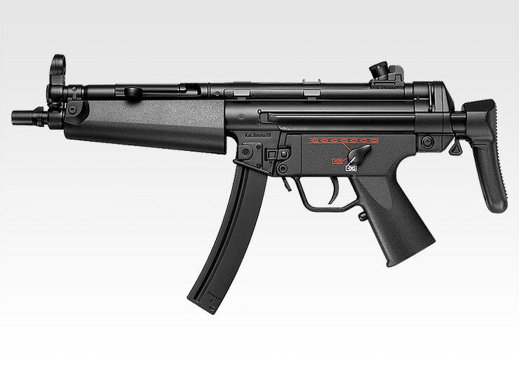 【エアガン】H&K(ヘッケラー&コック) MP5A5【電動ガンBOYs/対象年令10才以上】 東京マルイ No.02
