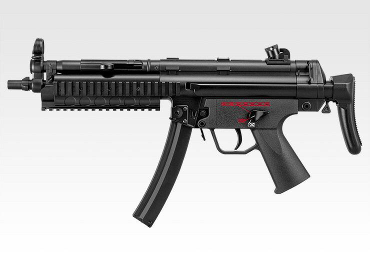 【エアガン】MP5A5 R.A.S. 【電動ガンLIGHT PRO/対象年令10才以上】 東京マルイ No.02