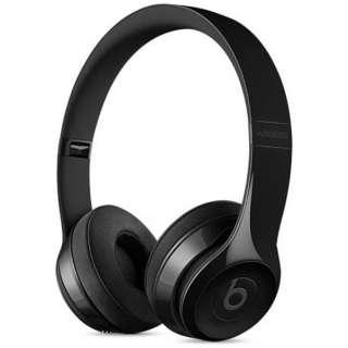 【ヘッドホン・イヤホン】 Beats by Dr.Dre Beats by Dr.Dre ワイヤレスヘッドホン Solo3 MNEN2PA/A・Bluetooth対応 ・密閉型 ・グロスブラック 【976793】