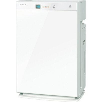 【空気清浄機】 ダイキン ACK70T-W [ホワイト]・加湿ストリーマ ・加湿18畳まで/空気清浄31畳まで ・eco節電 【975679】