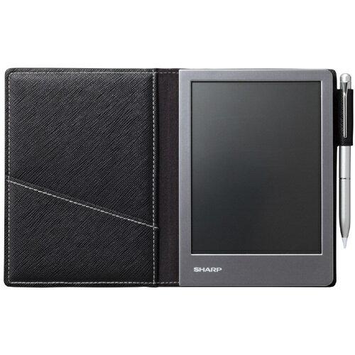 【電子メモ帳】 シャープ WG-S50・電子ノート ・6型 ・軽量コンパクトサイズ 【976563】