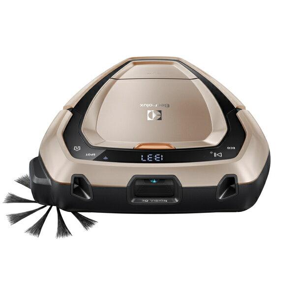 【掃除機】 エレクトロラックス PUREi9 PI91-5SSM・ロボット掃除機 ・3Dビジョンテクノロジー ・ソフトサンド 【976729】