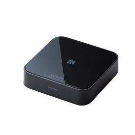 【その他オーディオ機器】 エレコム LBT-AVWAR501BK [ブラック]・エレコム ・Bluetooth ・オーディオレシーバー 【979137】T