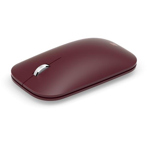 【マウス】 マイクロソフト Surface モバイル マウス KGY-00017 [バーガンディ]・マイクロソフト ・Surface Go用 ・- 【977371】