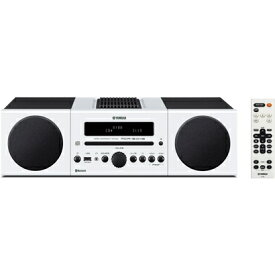 【コンポ】 ヤマハ MCR-B043(W) [ホワイト]・ヤマハ ・Bluetooth対応 ・ミニコンポ 【978358】T