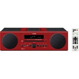 【コンポ】 ヤマハ MCR-B043(R) [レッド]・ヤマハ ・Bluetooth対応 ・ミニコンポ 【978359】T