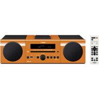【コンポ】ヤマハMCR-B043(D)[オレンジ]・ヤマハ・Bluetooth対応・ミニコンポ【978360】T