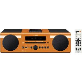 【コンポ】 ヤマハ MCR-B043(D) [オレンジ]・ヤマハ ・Bluetooth対応 ・ミニコンポ 【978360】T