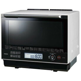 【電子レンジ・オーブンレンジ】 東芝 石窯ドーム ER-TD3000(W) [グランホワイト]・東芝 ・過熱水蒸気オーブンレンジ ・30L 【979237】