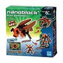 【TOY】nanoblock+ナノブロックプラス オオスズメバチ