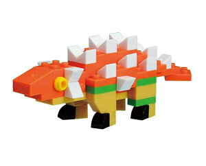 【TOY】nanoblock+ナノブロックプラス アンキロサウルス