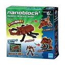 【TOY】nanoblock+ナノブロックプラス カブトムシ