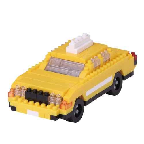 【TOY】nanoblockナノブロック ニューヨークタクシー