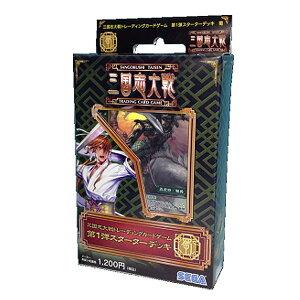 トレーディングカードゲーム 三国志大戦 第1弾 蜀 スターターデッキ