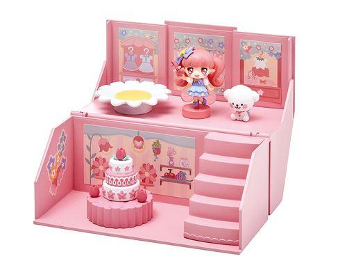 【玩具】リルリルフェアリル ミニコレハウス フラワーハウス 【982051】