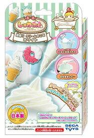 【玩具】しゅわボム 別売りクリームのこな ホワイト SB-04【98】