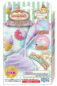 【玩具】しゅわボム別売りクリームのこなパープルSB-06【98】