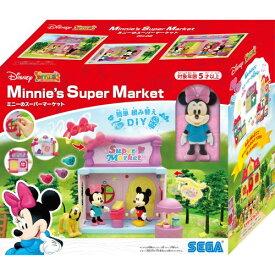 【玩具】ディズニーキャラクター DIYTOWN ミニーのスーパーマーケット【988834】