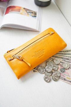 【かわいいWプレゼント付】Dakotaダコタ長財布モデルノ小銭入れ付き長財布L字ファスナー式(L型)0035086(0034086)レディース財布長財布(小銭入れあり)ギフトかわいいおしゃれプレゼント